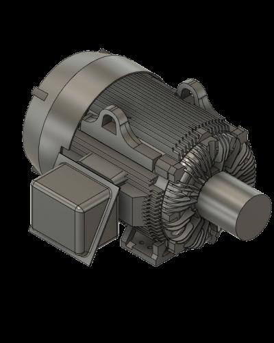 150hp Electric Motor