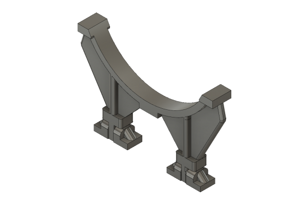 Collecting Main Saddle Stand