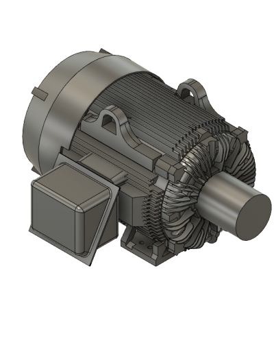 150hp Electric Motor