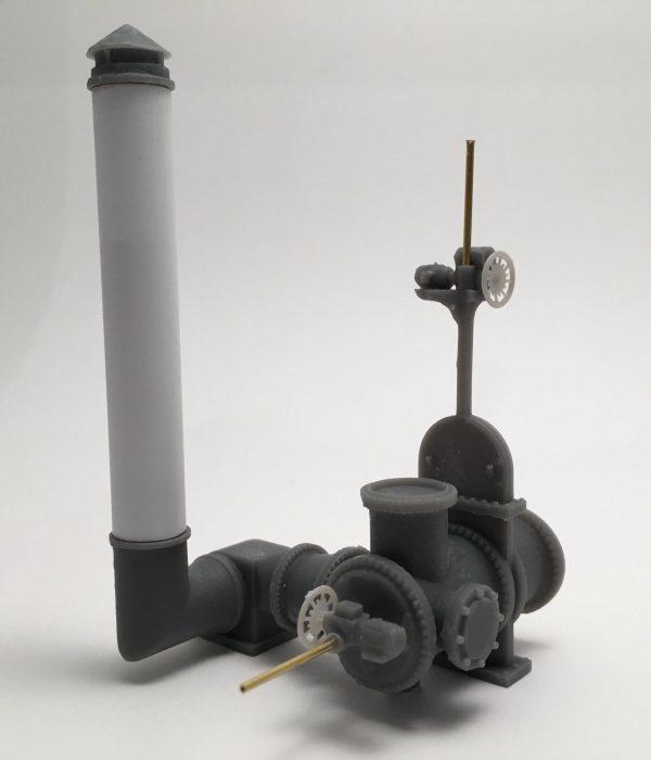 Blast Furnace Stove Burner