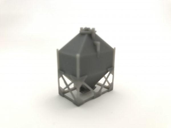 Calcium Carbide Container, Pre-War