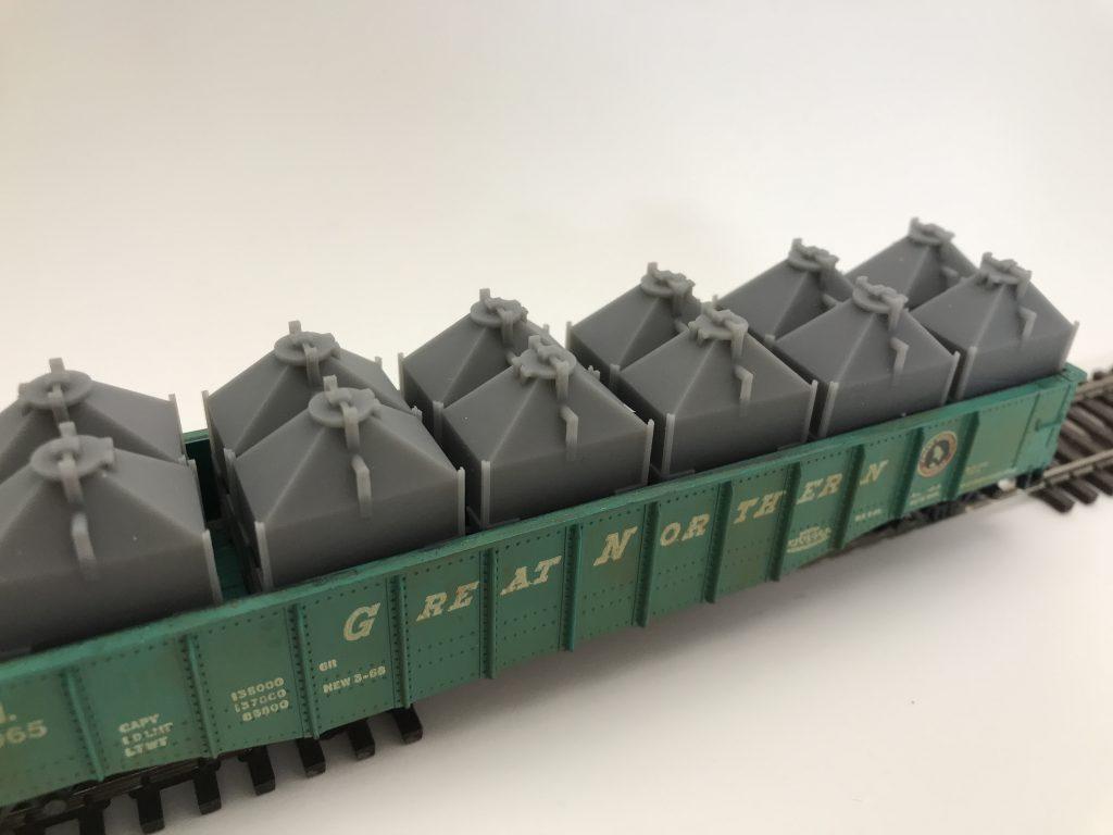 Calcium Carbide Container