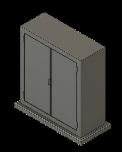 Medium Electrical Cabinet