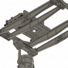 HO Scale 450t crane